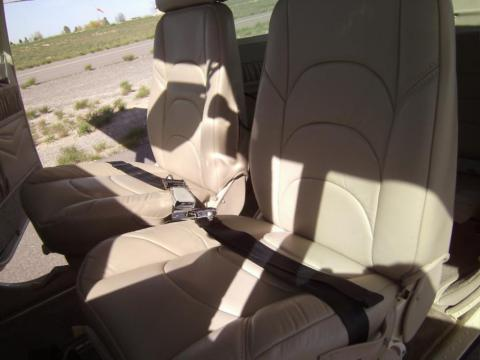 Upholstery | Foothills Aviation